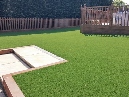 aesthetic grass in bicester