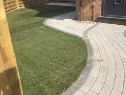 landscaping services in bicester
